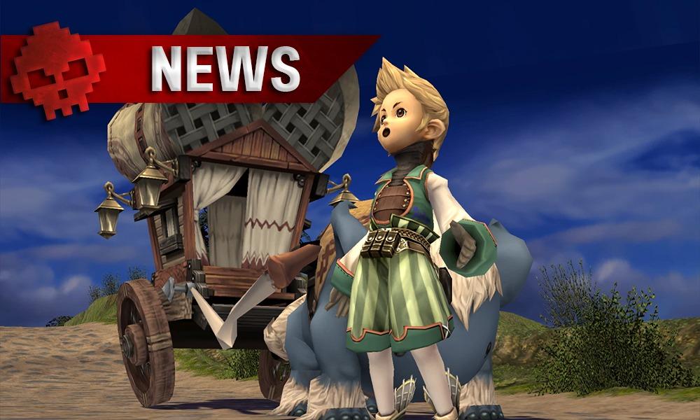 Final Fantasy vignette news