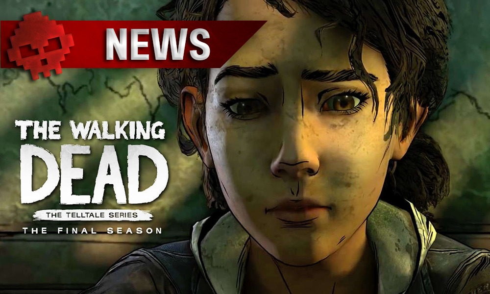 vignette news The Walking Dead The Final Season