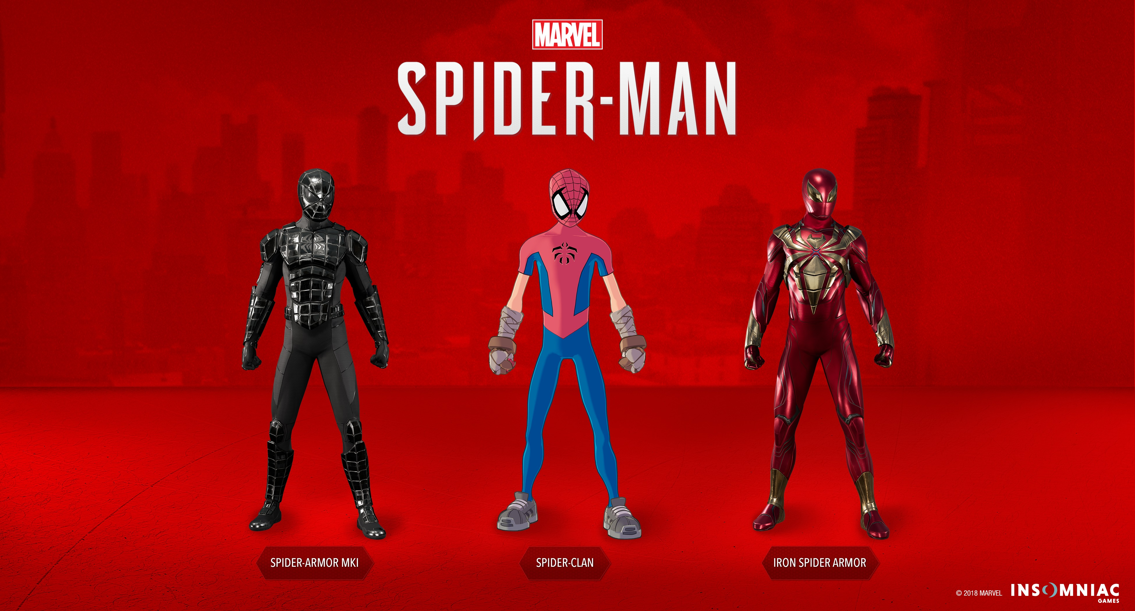 costumes Spider-Man Turf Wars