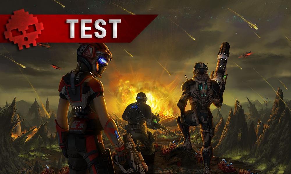 Vignette Defiance 2050 test