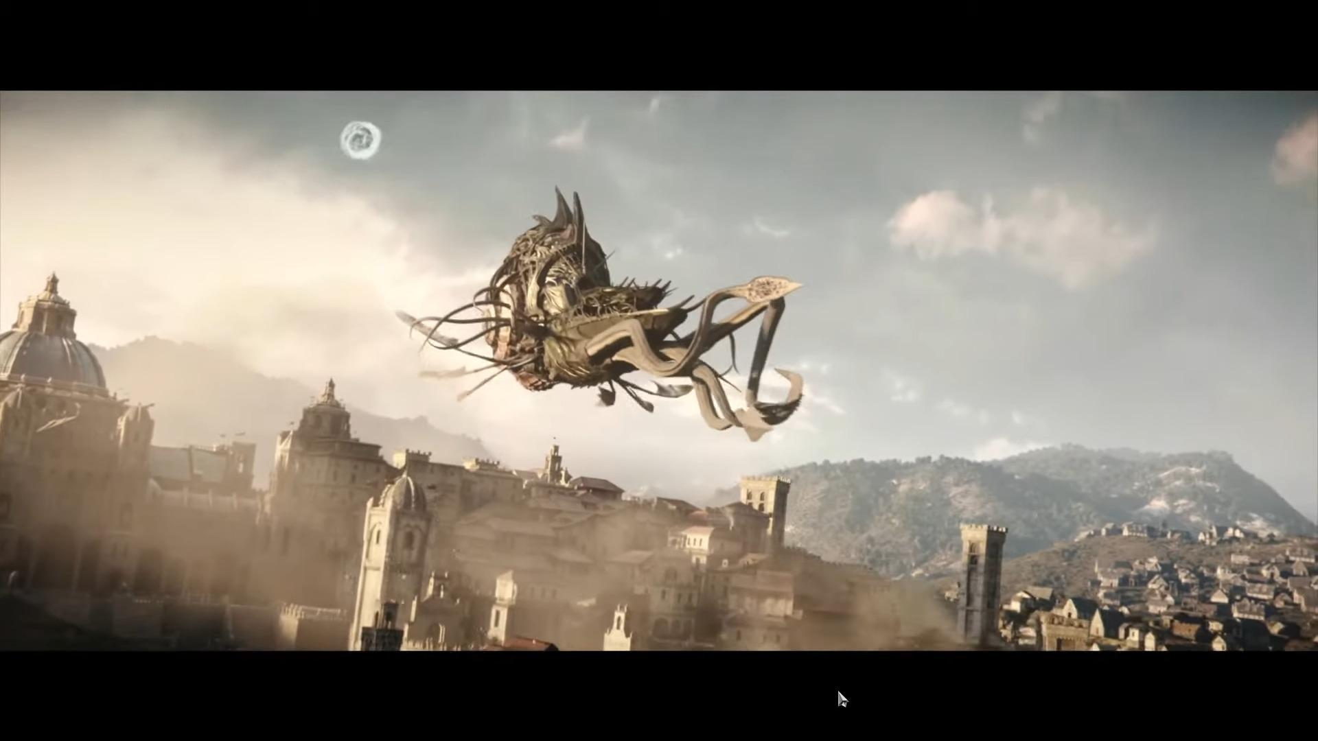 Baldur's Gate 3 vaisseau flagelleur