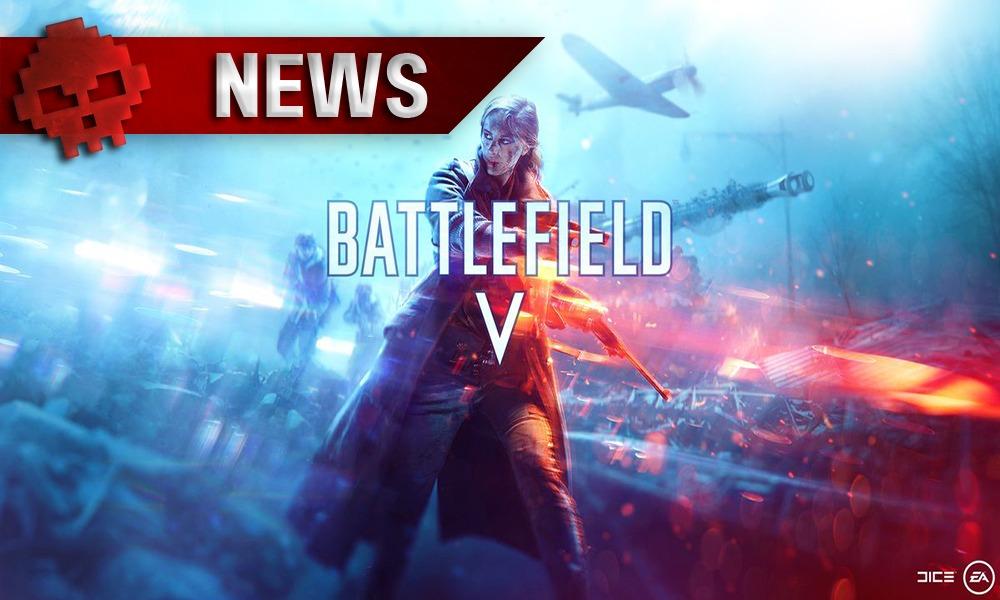 Battlefield V bannière