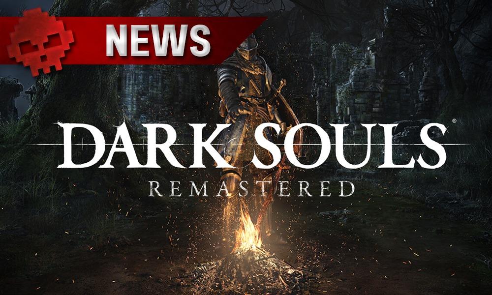 Dark Souls - Le héros ravive la flamme