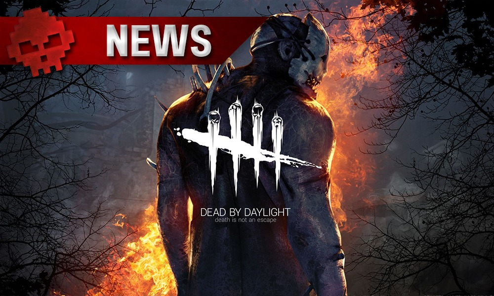 News dead by daylight, tueur masqué vu de dos