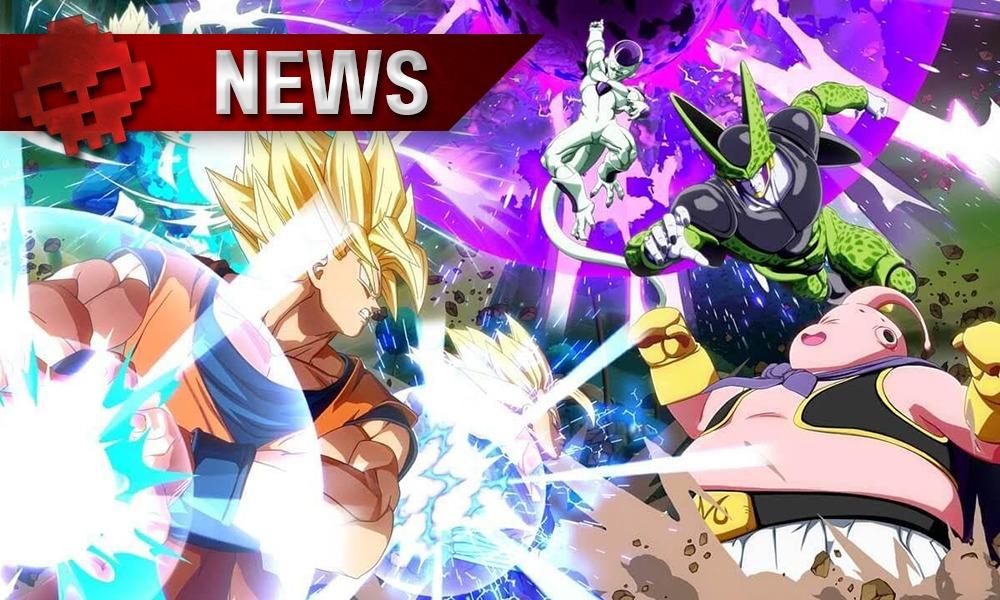 vignette news Dragon Ball FighterZ