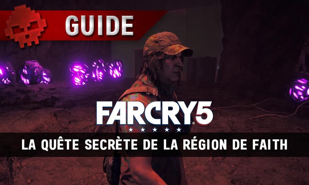 Far Cry 5 - Le metteur en scène