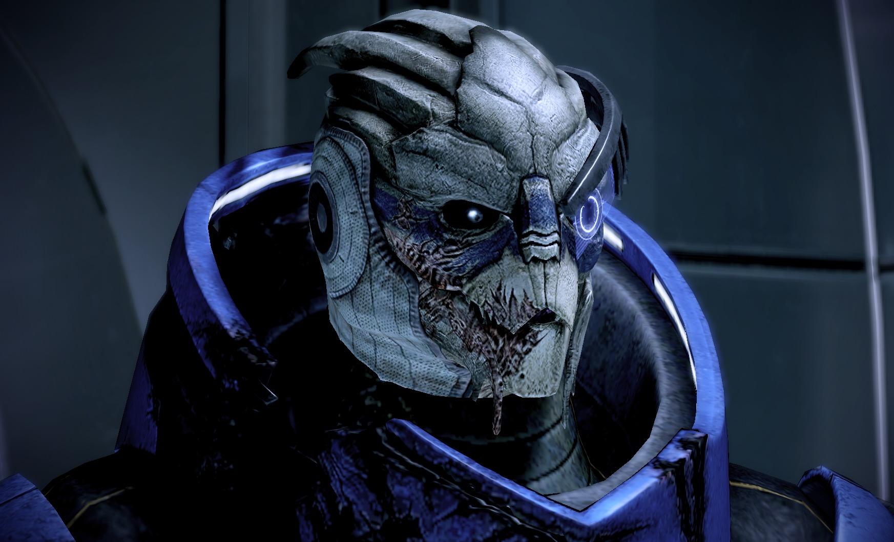 Garrus Vakarian Mass Effect