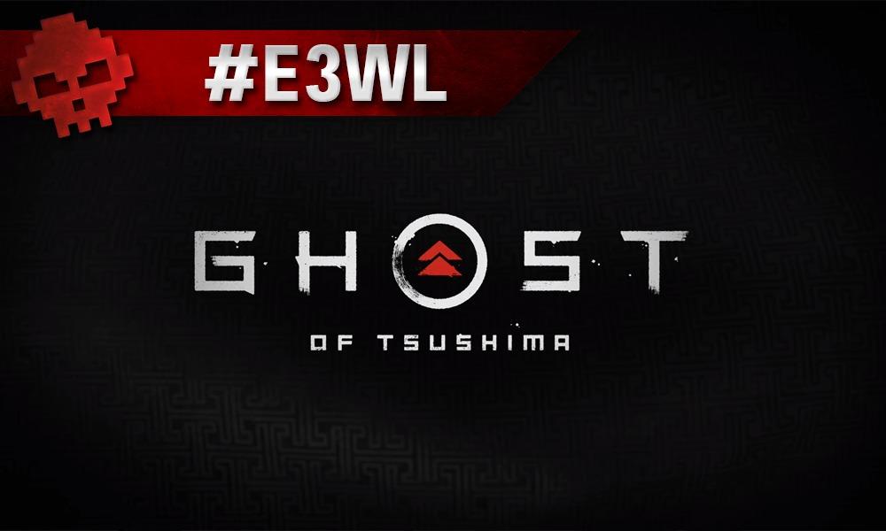 Logo Ghost of Tsushima