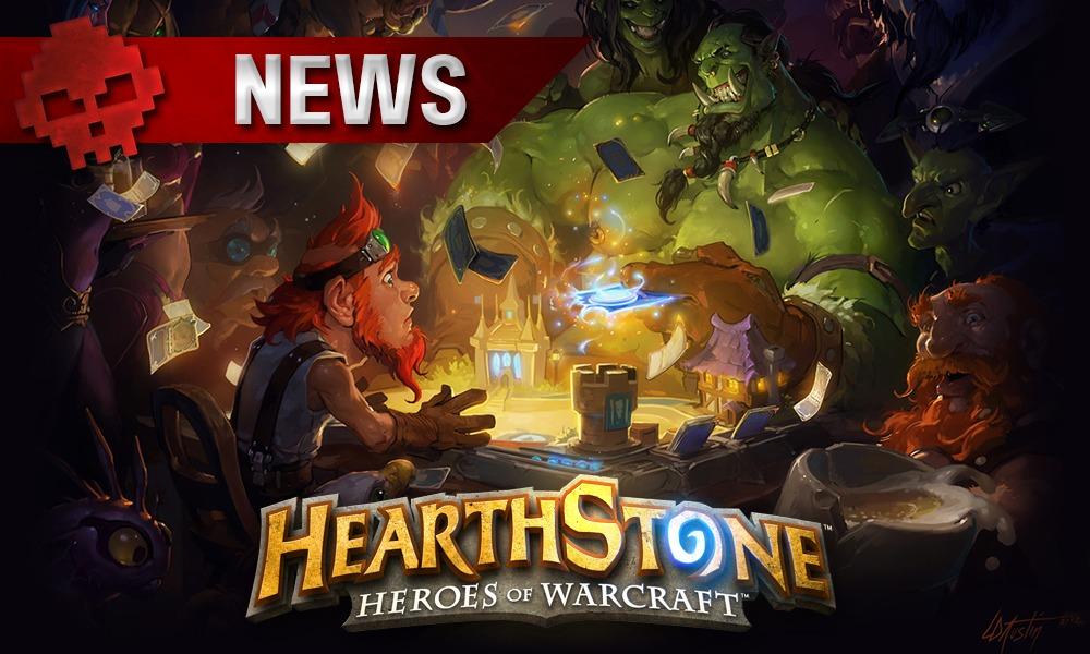 Hearthstone - Les personnages jouant autour d'une table