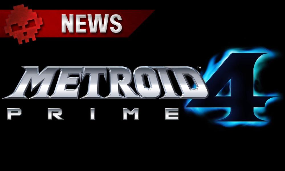 Logo Metroid Prime 4