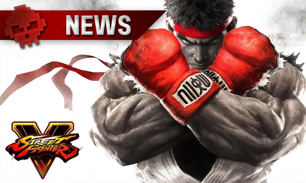 vignette news Street Fighter 5