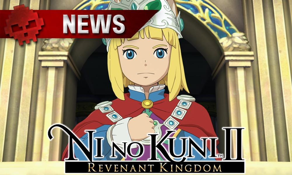 Ni no Kuni II - Evan à son balcon