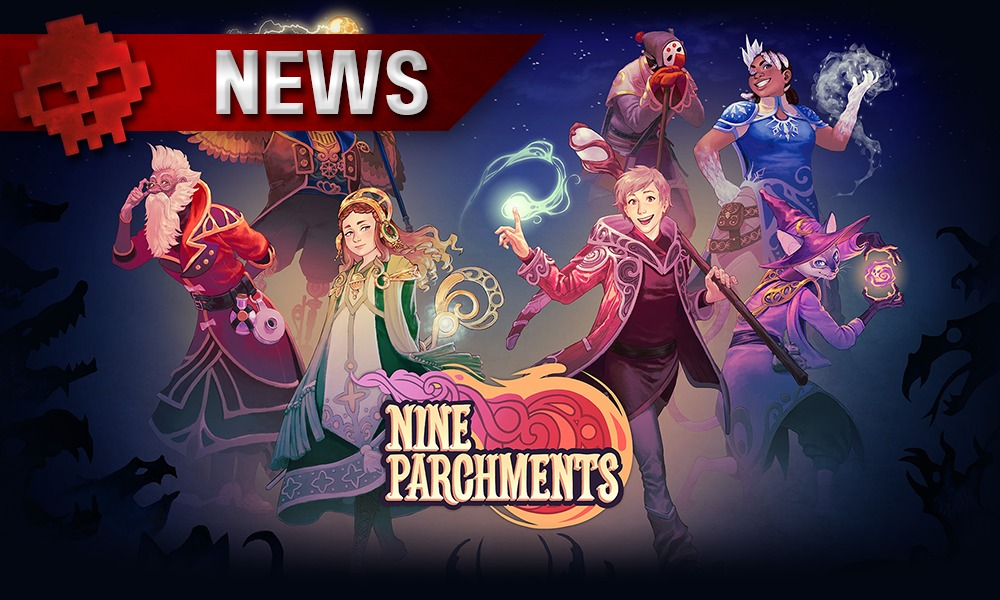 Personnages de Nine Parchments