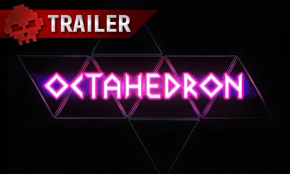 Octahedron - Logo