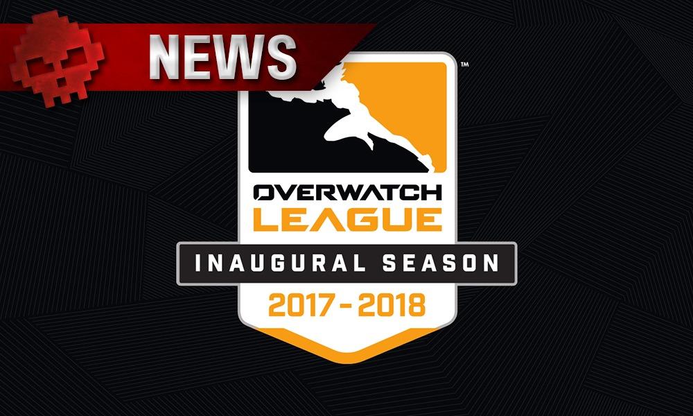 Logo Overwatch League