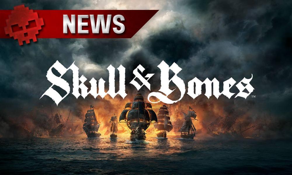 Skull & Bones - Des bateaux sombrent au loin