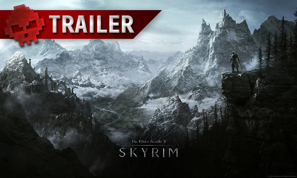 The Elder Scrolls V: Skyrim - Le jeu débarque sur Switch