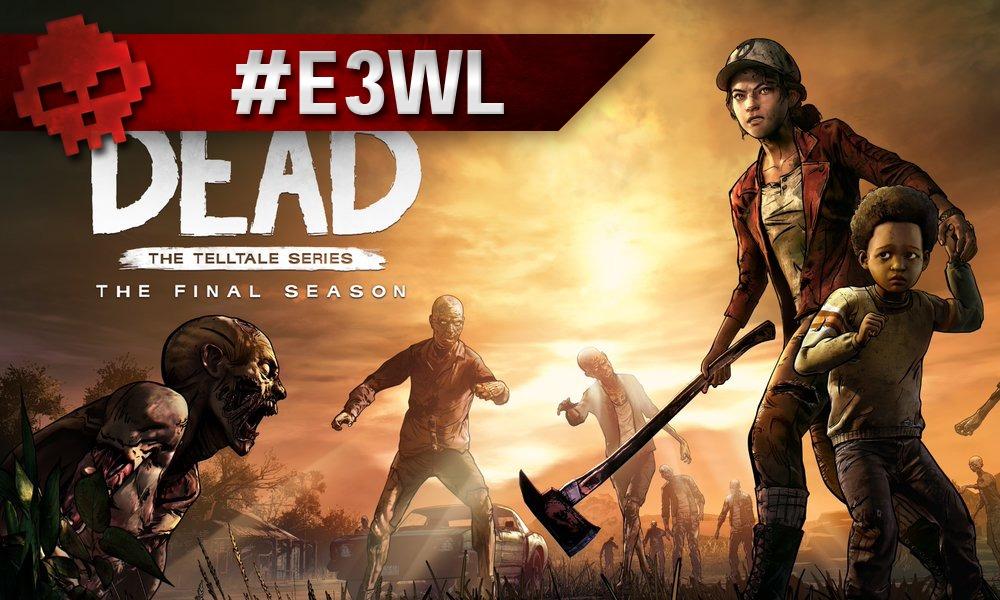 The Walking Dead vignette e3