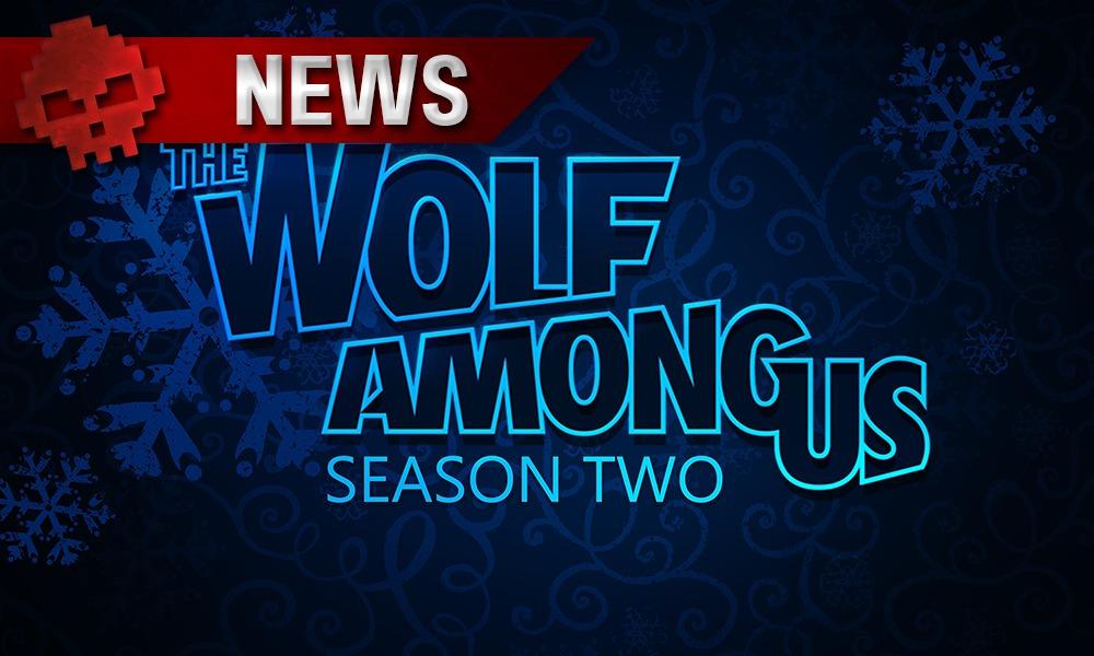 Logo The Wolf Among US saison 2