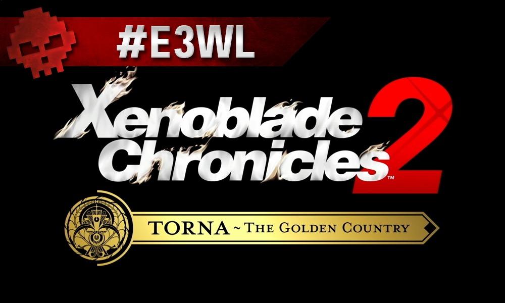 Logo Xenoblade Chronicles 2 E3