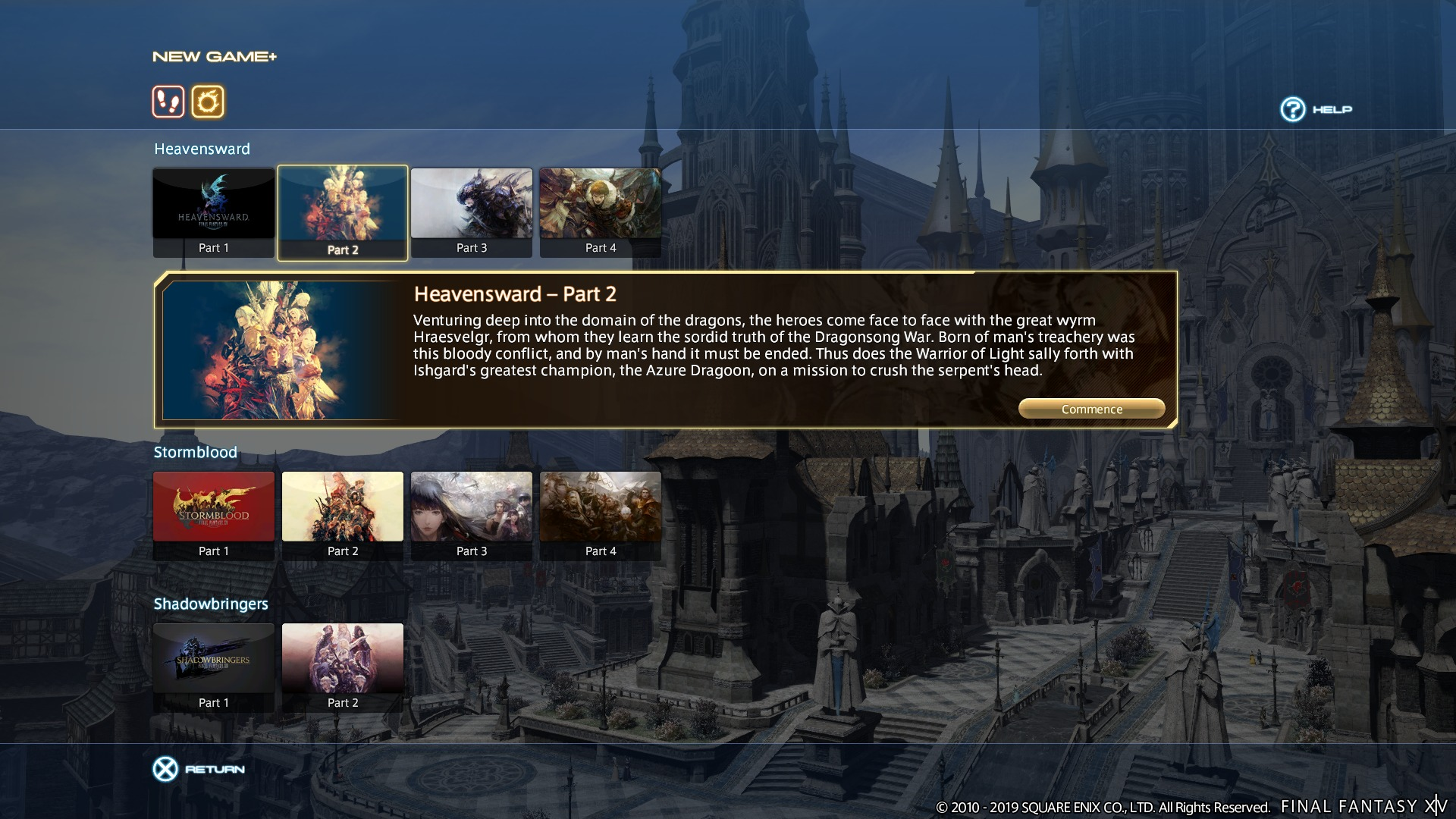 ff14 new game+