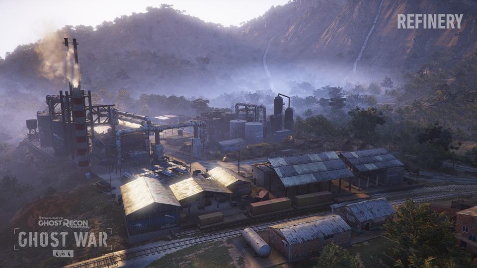 Une nouvelle mise à jour pour Tom Clancy's Ghost Recon Wildlands