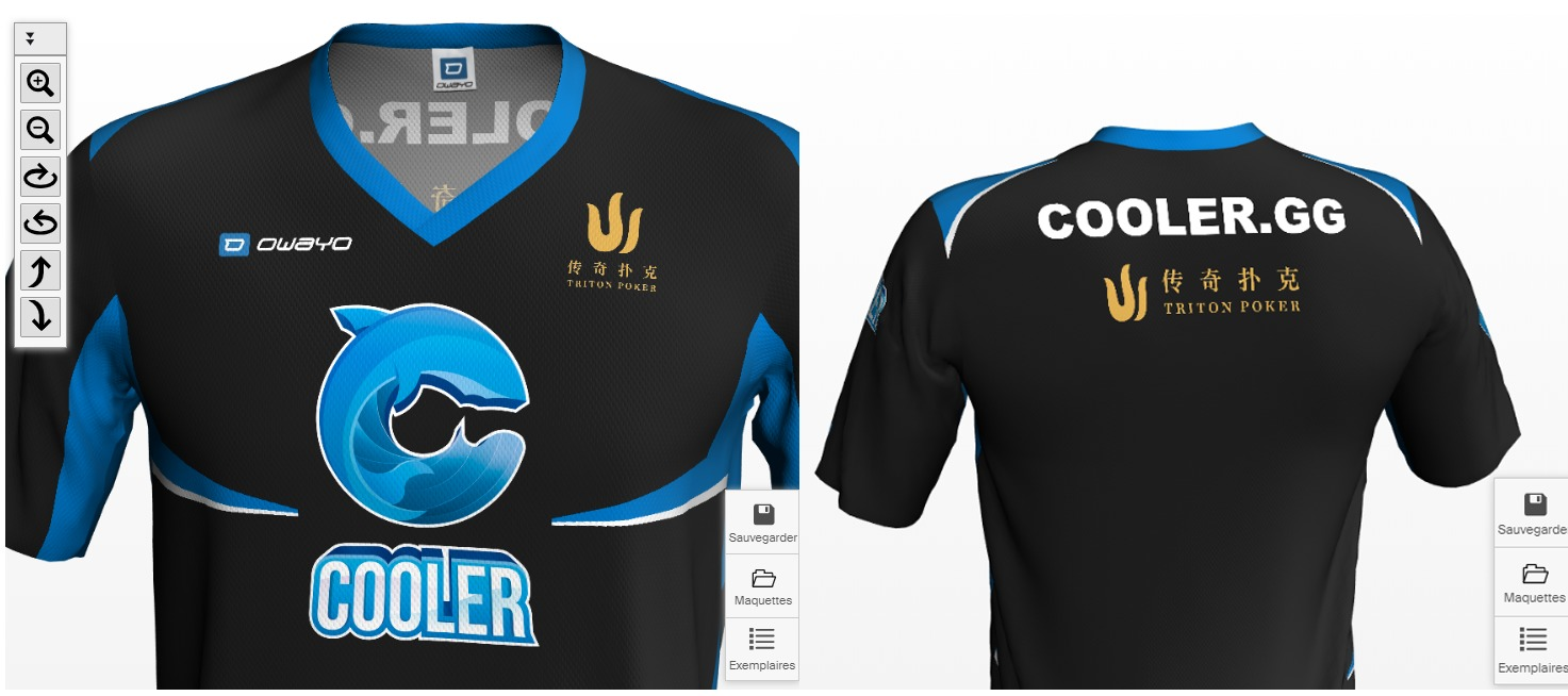 Maillot cooler