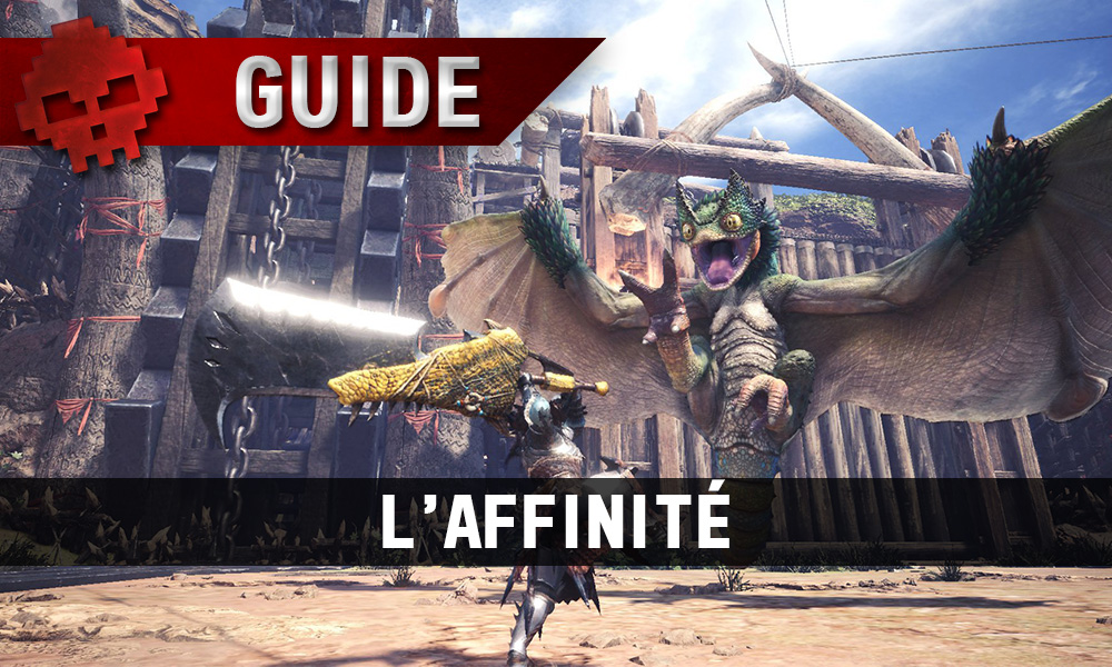 Monster Hunter - Guide affinité