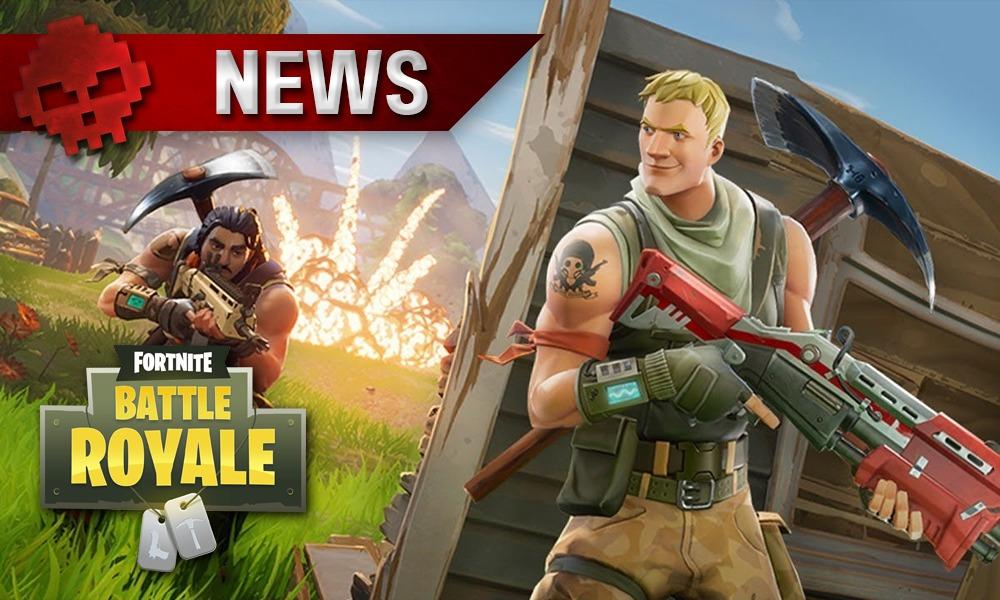 Fortnite Battle Royale news