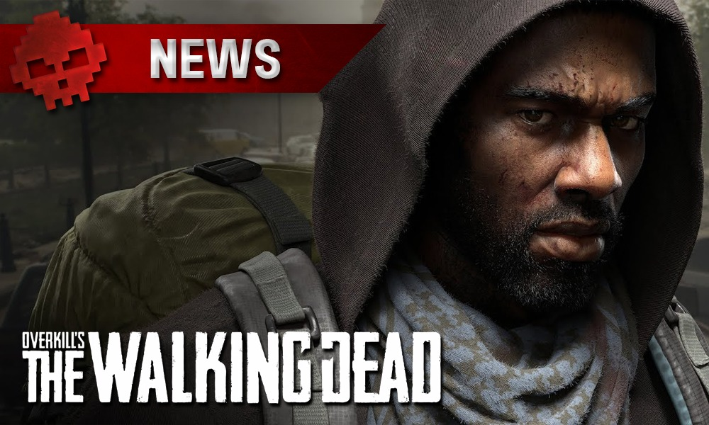 Overkill's The Walking Dead - Personnage encapuchonné