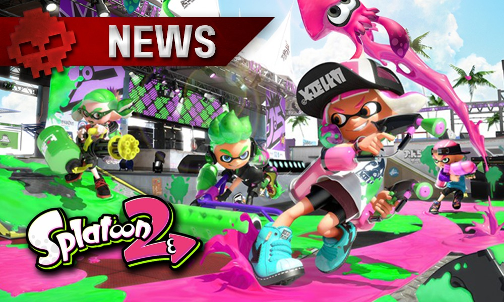 vignette news Splatoon 2