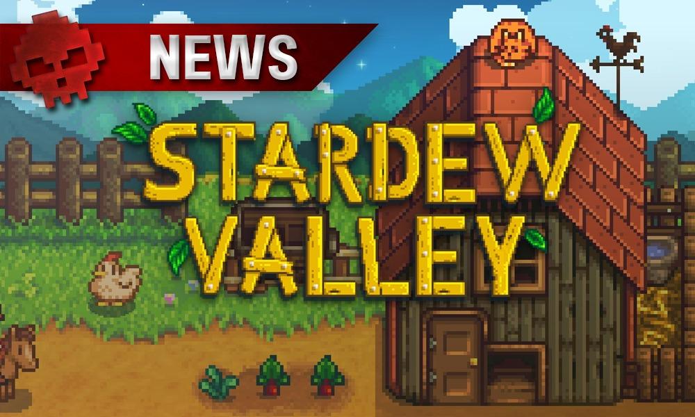 Ferme de Stardew Valley