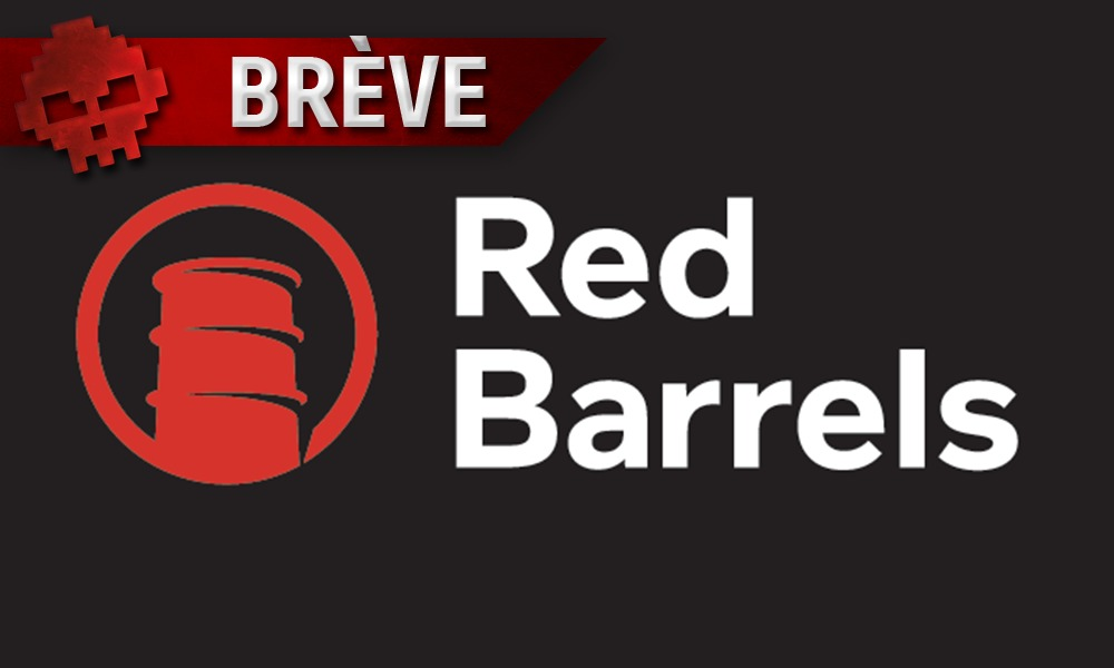 Red Barrels Logo Breve