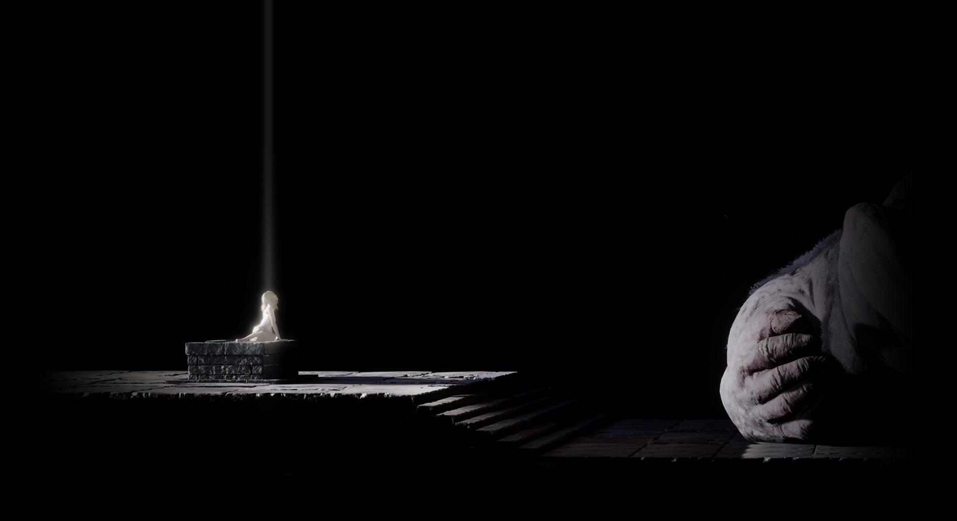 """""""la Bell et la Bête"""" tiré du prochain jeu de Fumito Ueda"""