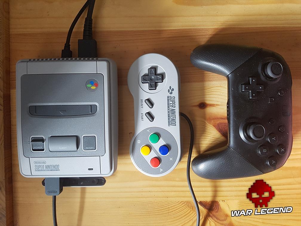 Test Nintendo Classic Mini Super NES