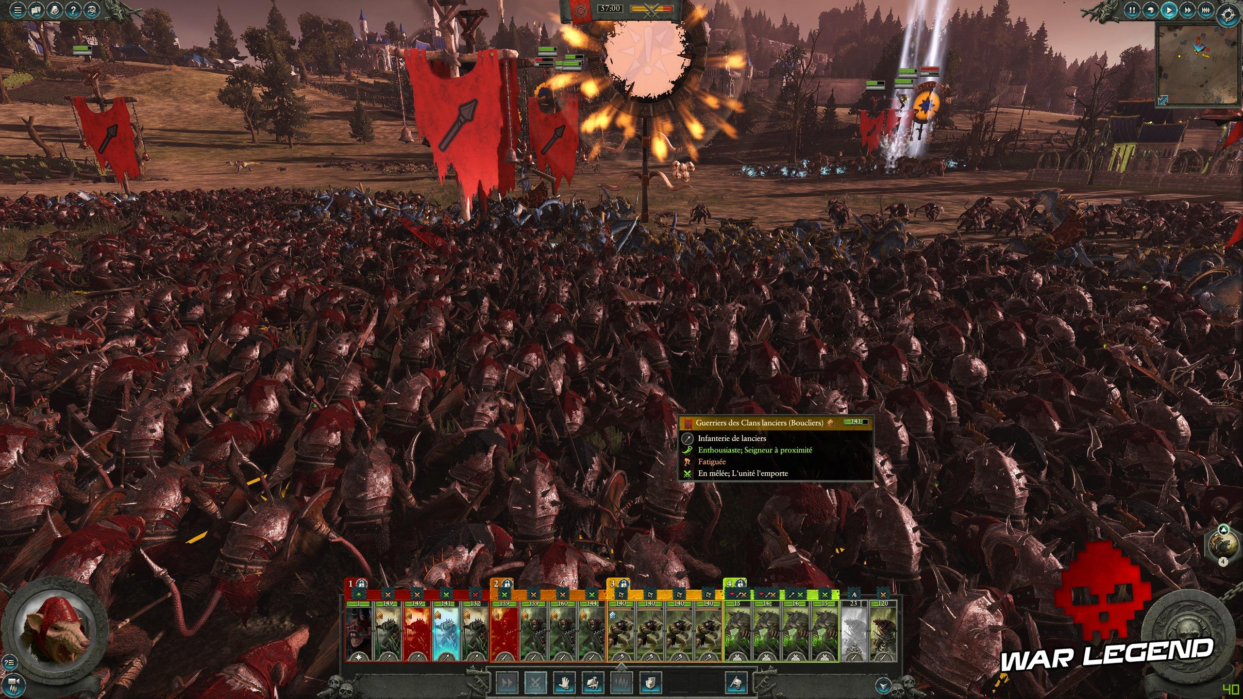Test Total War: Warhammer II