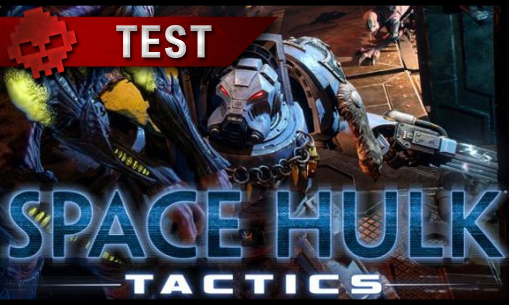 Space Hulk: Tactics vignette
