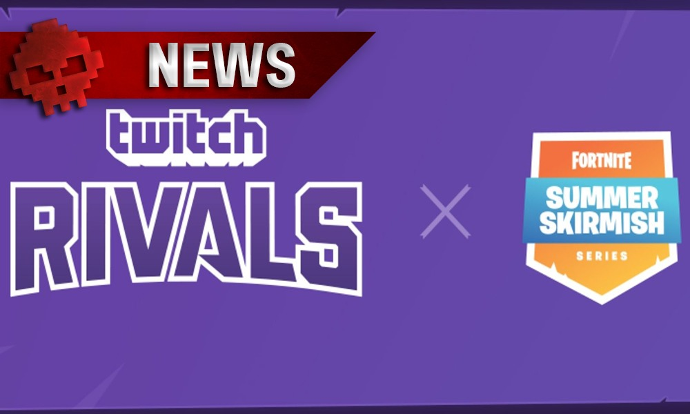 Fortnite twitch rivals