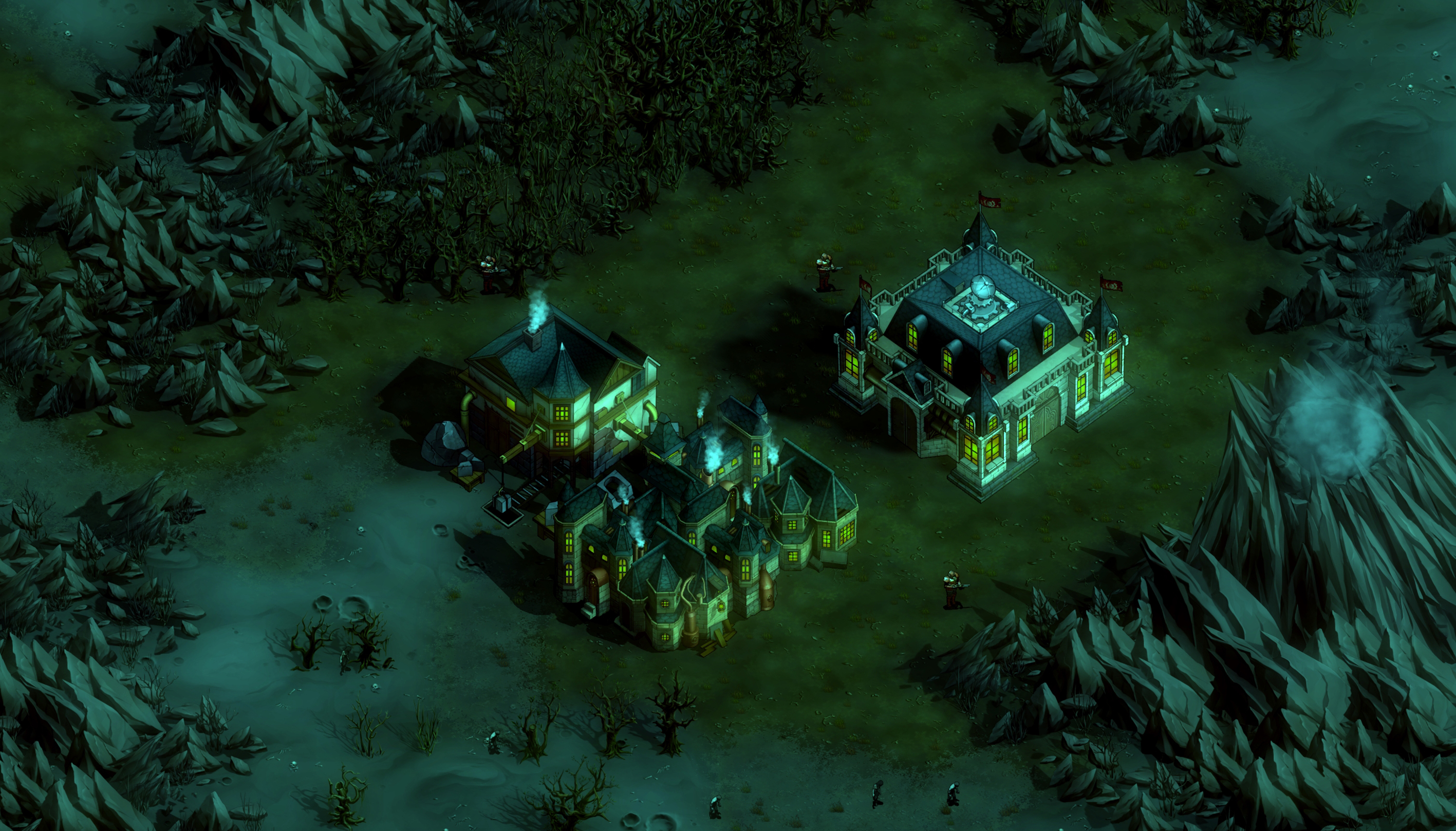 screenshot They Are Billions mode Campagne