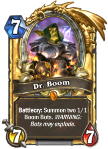 dr boom