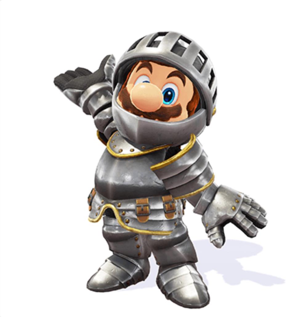 La mise à jour de Super Mario Odyssey pourrait arriver vendredi