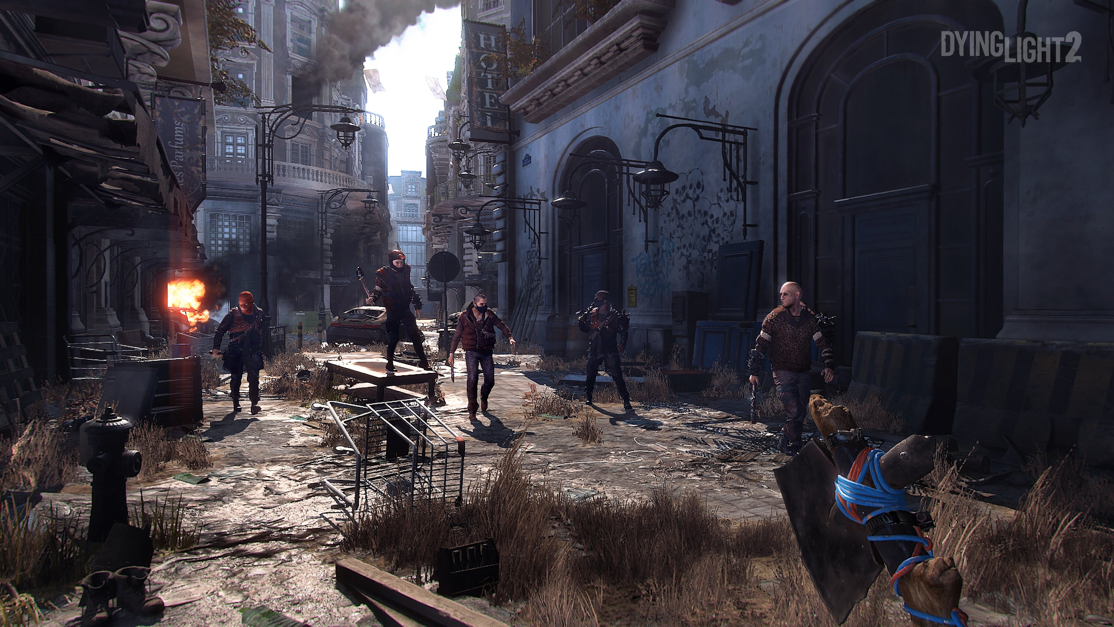 Dying Light 2 voyous