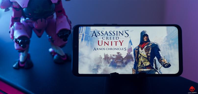 Honor 8x assassin's creed unity