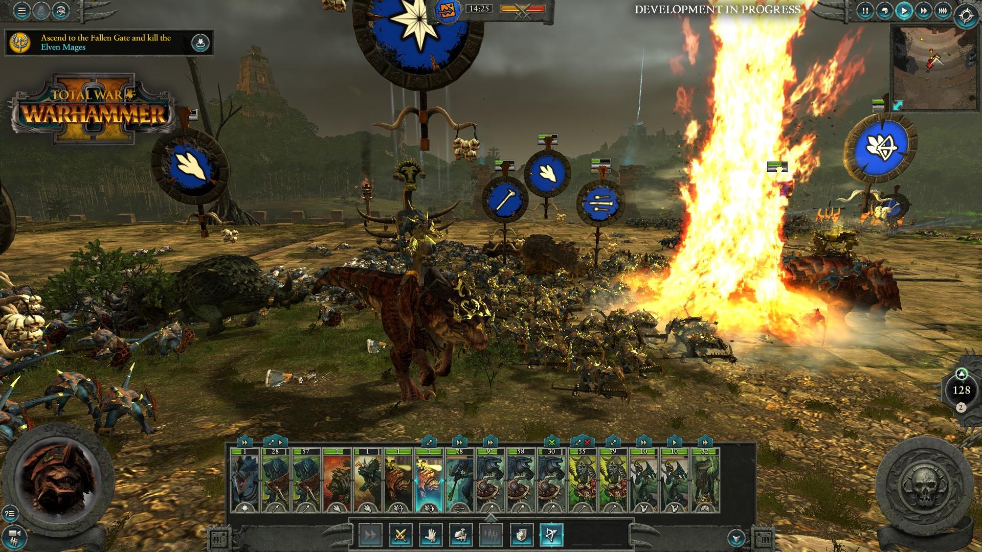screenshot Total War: Warhammer 2
