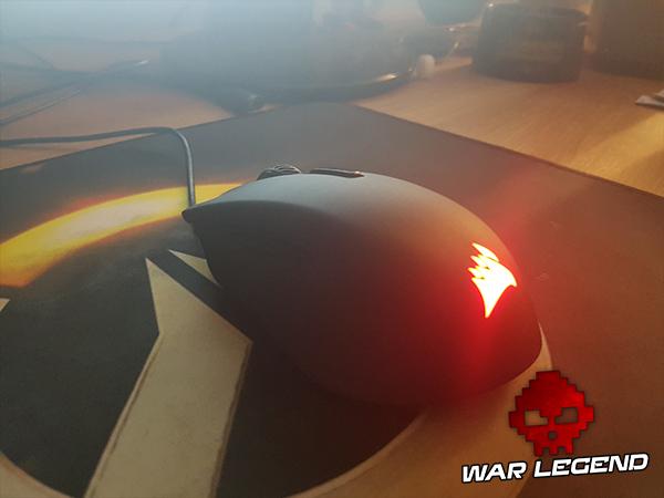 Test Corsair Harpoon RGB - vue d'ensemble