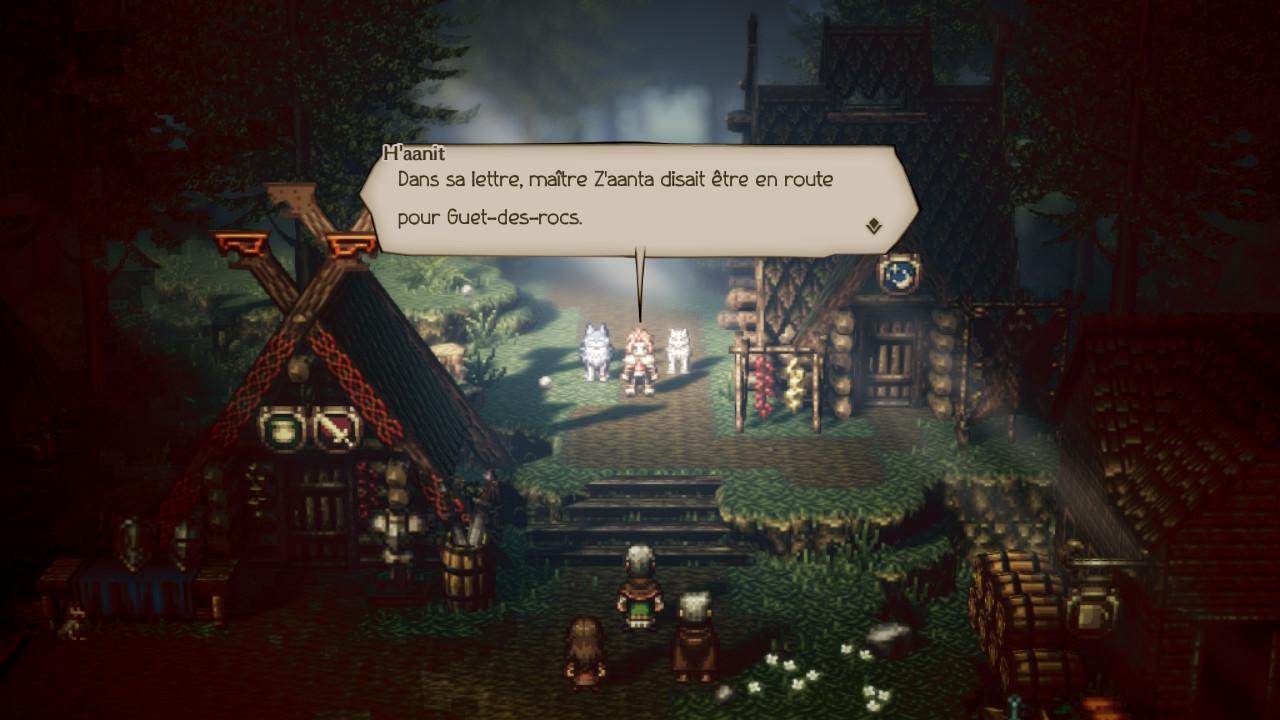 screenshot dialogue