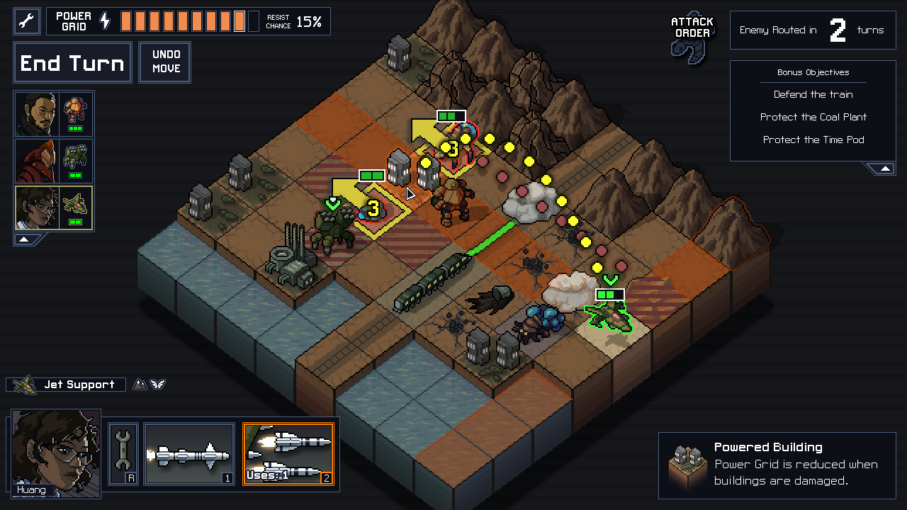 screenshot Into the Breach