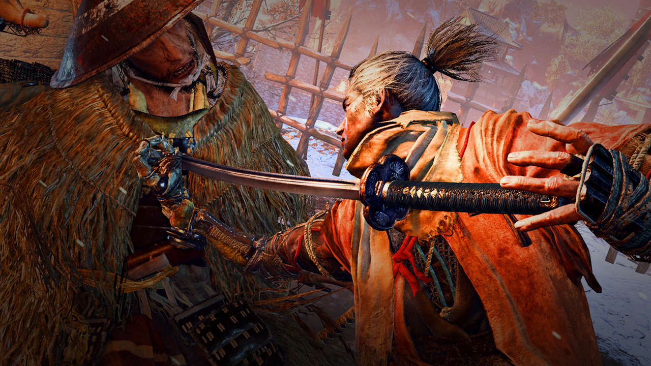 Sekiro assassinat