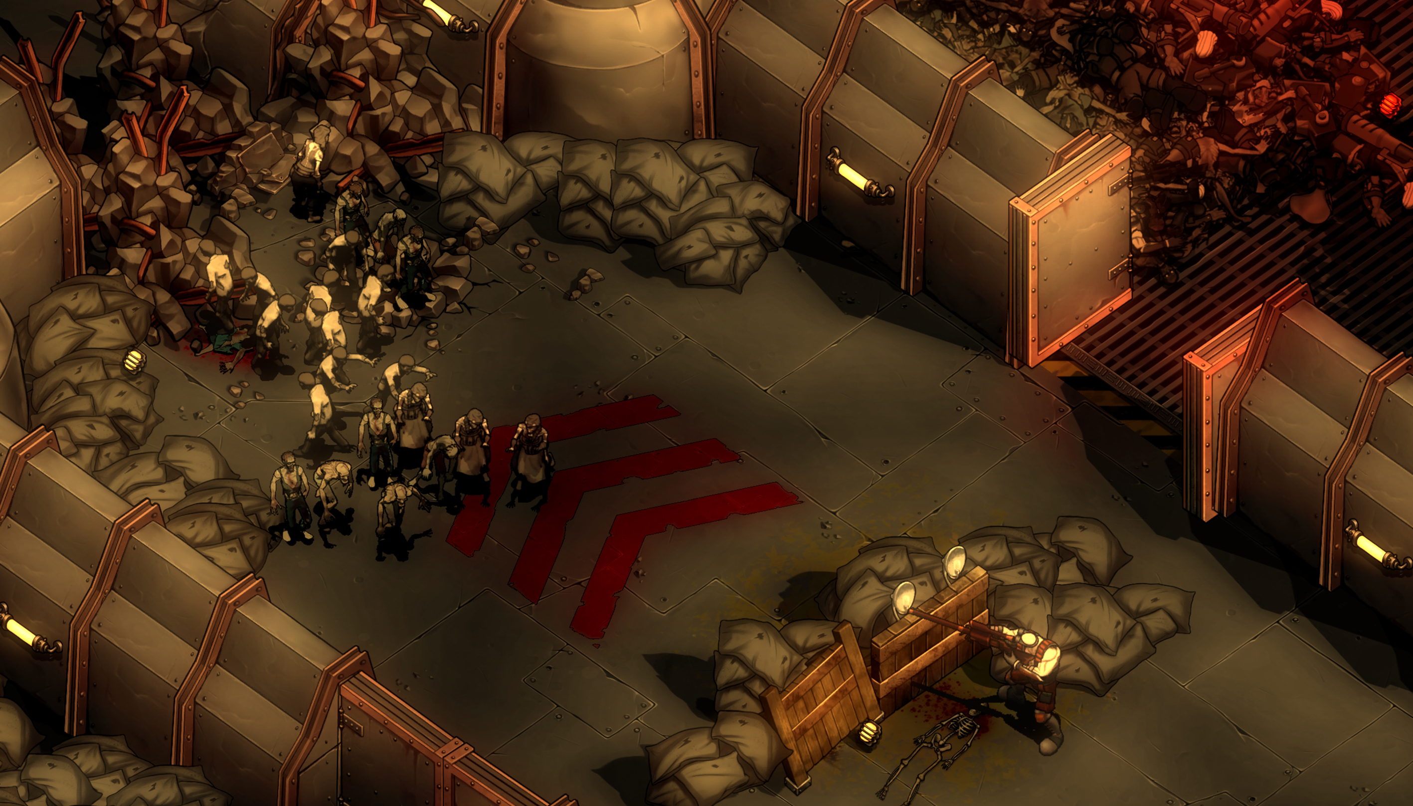 screenshot They Are Billions mode Campagne zombies