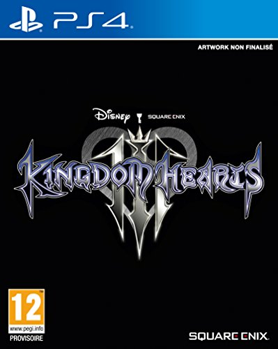 kingdom hearts 3 jaquette